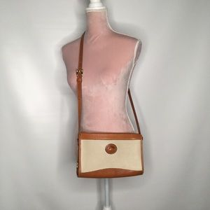 Dooney and Bourke classic two colours handbag